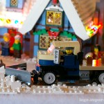 Lego Winter Cottage by Super-Junk