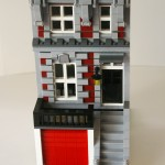 Lego Fire Brigade Alternate Model by Super-Junk