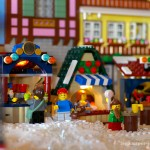 Lego Winter Village Market  by Super-junk