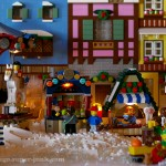 Lego Winter MOC by Super-Junk